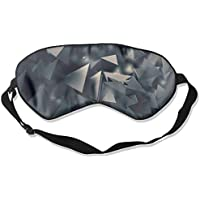 Triangles Dark Sleep Eyes Masks - Comfortable Sleeping Mask Eye Cover For Travelling Night Noon Nap Mediation... preisvergleich bei billige-tabletten.eu