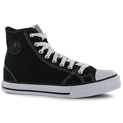 dunlop-zapatillas-para-mujer-negro-385