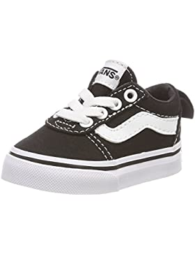 Vans Ward Slip-on Canvas, Zapatillas Unisex Niños