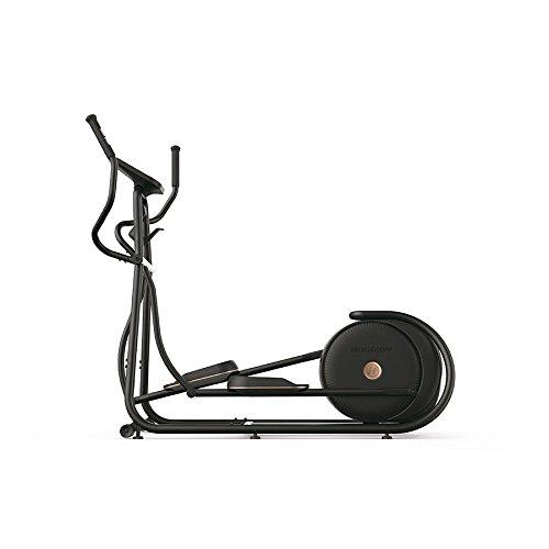 Horizon Fitness Unisex– Erwachsene Citta Et5.0 Crosstrainer, schwarz