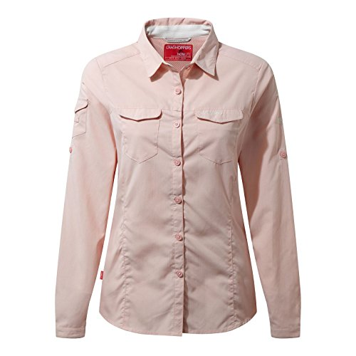 Craghoppers NosiLife Adventure Langarm Bluse Women - Outdoorbluse
