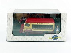 Promocar-Coche en Miniatura de colección, pro10598, Amarillo/Rojo