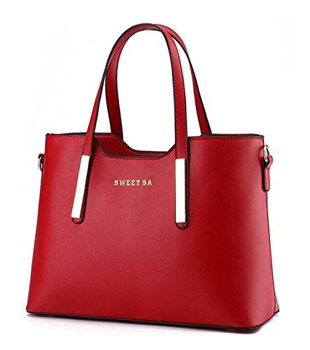 Keshi Pu Cool Damen Handtaschen, Hobo-Bags, Schultertaschen, Beutel, Beuteltaschen, Trend-Bags,...