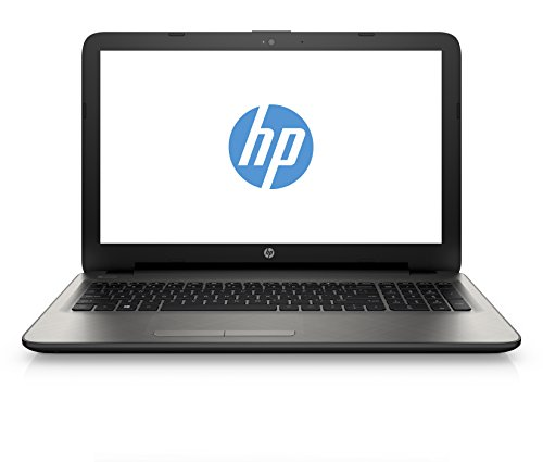 "HP 15 15-ac194nl Silber 2.4GHz 15.6"" 1366 x 768Pixel i7-5500U - Notebooks (Netbook, DVD Super Multi, Touchpad, Windows 10 Home, Lithium-Ion (Li-Ion), 64-bit)"