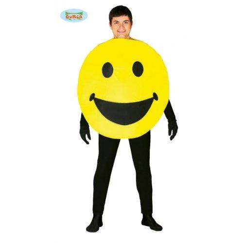 Disfraz de sonrisa - Standard (Pac Man Kostüm Für Erwachsene)