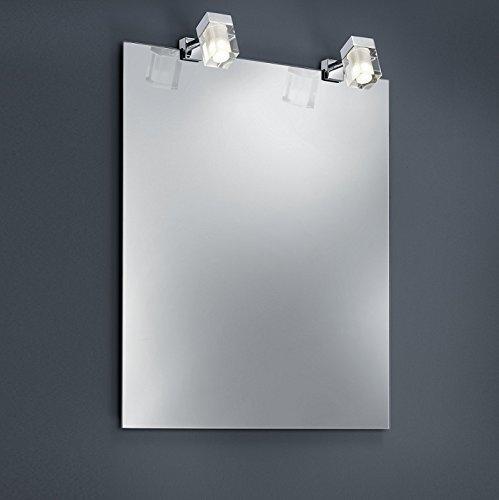 LED Bad-Spiegelklemmleuchte mit 3Watt COB-LED