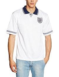 Score Draw Men's England 1990 Shirt