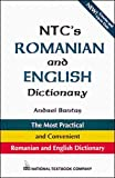 NTC's Romanian and English Dictionary (NTC Publishing Group Titles)