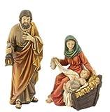 Heilige Familie, für 13cm Figuren 3tlg. Set