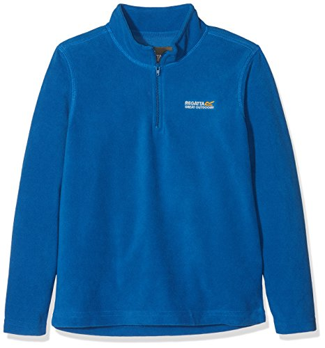 Regatta-Fleece für Kinder, blau, 152 (Hot Fleece Shot)