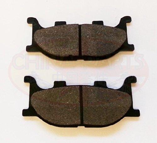 Plaquettes de frein pour Sinnis Max 125 QM 125-2 V 08-09 F