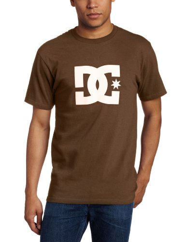 dc-t-shirt-homme-marron-small