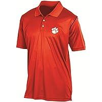 "Clemson Tigers Champion NCAA ""Playclock"" Performance Polo Shirt"