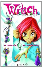 El corazón de Kandrakar (Witch) por Disney