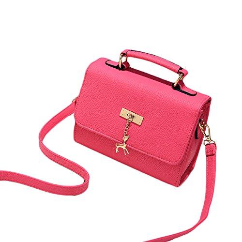 KYFW Womens Fashion Tote Handtaschen Umhängetaschen D