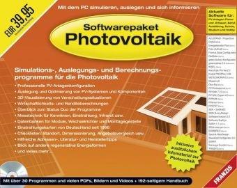 Softwarepaket Photovoltaik