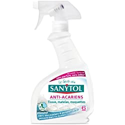 Sanytol-33635110-Desinfectante antiácaros-300ml-juego de 4