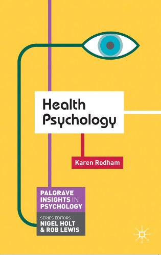 Health Psychology (Palgrave Insights in Psychology series)