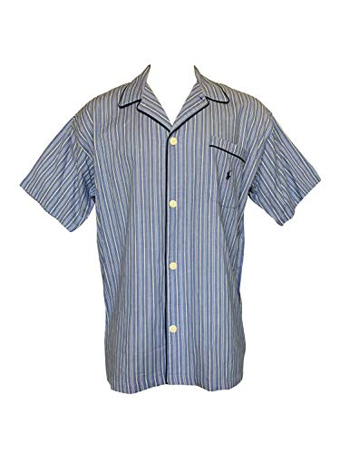 Polo Ralph Lauren Men's Woven Stripe PJ Top