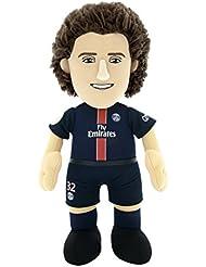 Poupluche David Luiz 25 cm - Paris Saint-Germain - Saison 2015/16