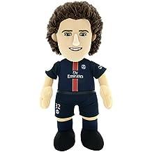 Poupluche - Peluche de David Luiz, 25cm, equipo Paris Saint-Germain, temporada 2015/16