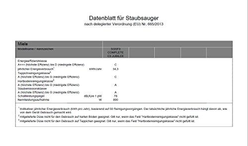 Miele Bodenstaubsauger mit Beutel Complete C3 kaufen  Bild 1*
