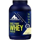 Multipower New 100% Pure Whey Vainilla Concentrado de Suero - 900 gr