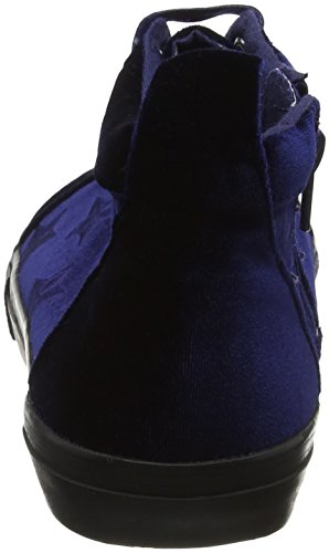 Evans Damen Sorrento Sneaker blau (marineblau)