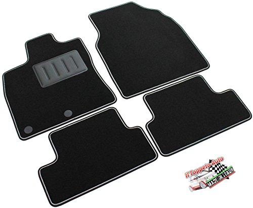 le-tapis-voiture-sprint03302-tapis-moquette-noire-antiderapant-bord-bicolore-salvatacco-renforce-en-