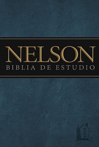 Biblia de estudio Nelson (Spanish Edition) by RVR 1960- Reina Valera 1960 (2014-05-06)