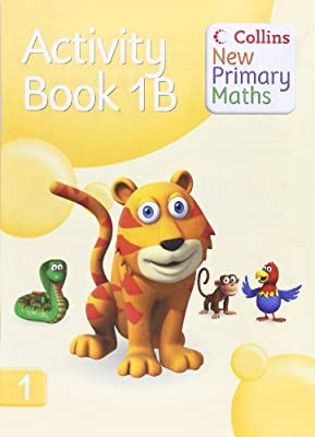 Collins New Primary Maths – Activity Book 1B by Collins Educational