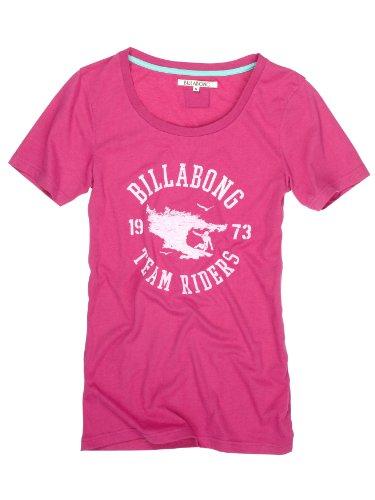 T-Shirt Ready To Go Billabong - Fiesta Fushia S Fuchsia