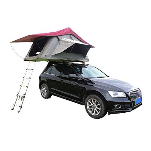 Preisvergleich Produktbild Fire cloud Selbstfahrendes Autodachzelt für den Außenbereich,  Exempt Set Up-Zelt für Zwei Personen,  wasserdicht,  Winddicht und UV-beständig (mit Verlängerungsleiter)