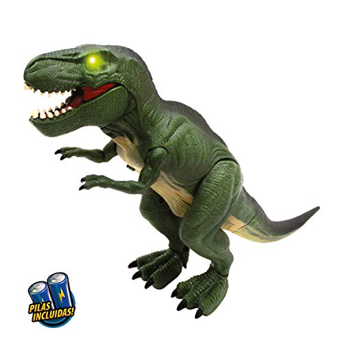 Dragon-i 80047, Dinosauro T-Rex, animale domestico elettronico modelli assortiti