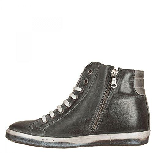 VialeScarpe  I6-es_z5vtne_36, Baskets pour homme noir noir 36 EU Noir