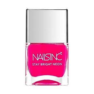 Nails Inc Neon Nail Polish, Claridge Gardens