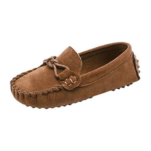 Niños Niñas Zapatos Casuales Mocasines Antideslizantes