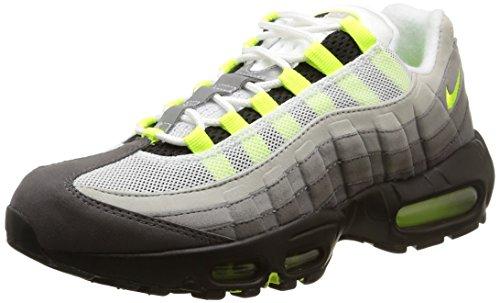 Nike Herren, Sportschuhe, air max 95 og, mehrfarbig