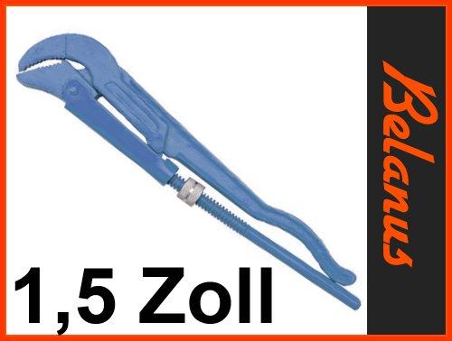 """Verstellbarer 55150-Rohr-Steckschlüssel 1.5"""""""