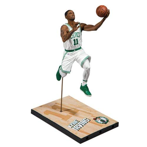McFarlane NBA 2K19 Kyrie Irving Boston Celtics Action Figur (18 cm)