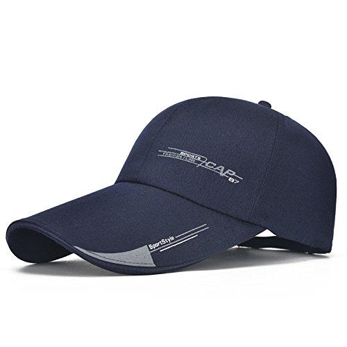Preisvergleich Produktbild shunlidas Hüte Dekorationen Beiläufige Kappensonnenschutz-Baseballmütze