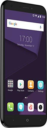 ZTE Blade A6 Smartphone (13,2 cm (5,2 Zoll) Display, 32 GB Speicher, Dual-SIM, Android 7.0) Schwarz