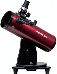 Orion 10012 SkyScanner 100 mm telescopio Reflector de mesa (Burdeos)