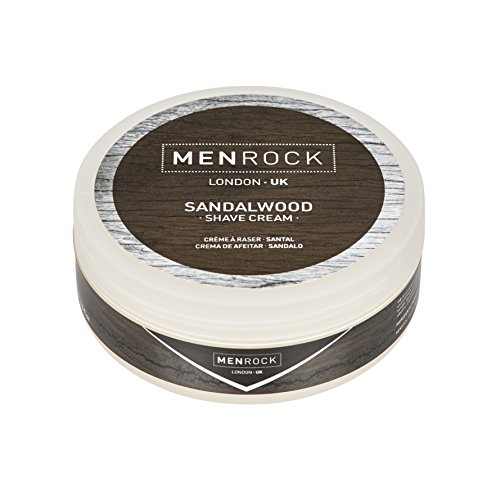 Uomini Rock - Crema da barba - Sandalo - 100ml