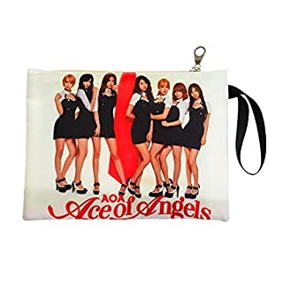 chakshop Kpop AOA Bags Pouch 394