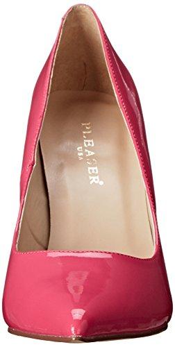Pleaser  CLASSIQUE-20, Chaussures à talons - Avant du pieds couvert femmes Rose (H Pink Pat)
