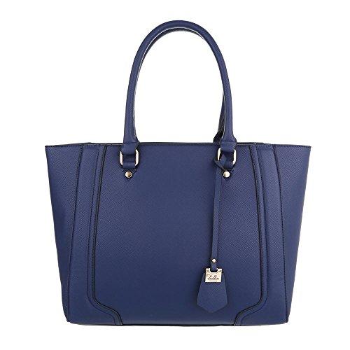 Taschen Handtasche Blau