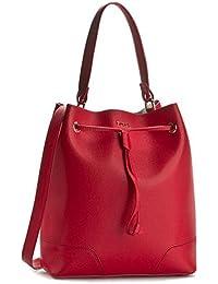 FURLA - Bolso estilo cartera de Piel para mujer rojo Ruby