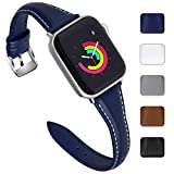 Fullmosa 5 Couleurs Bracelet Compatible avec Apple Watch 38mm / 40mm / 42mm / 44mm,...