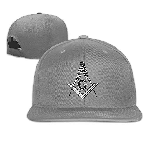 ewtretr Baseball Caps Hats Funny Bag Man Freemason falt Hat Baseball Cap Adjustable Unisex Suitable for All Seasons - Rvca Baseball